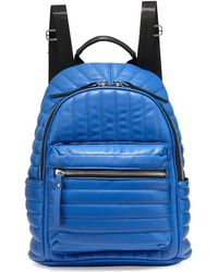 Cynthia Vincent - Linear Quilted Backpack - Lyst