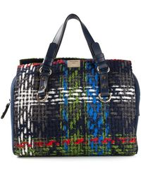 DSquared2 Jersey Knit Tote - Lyst
