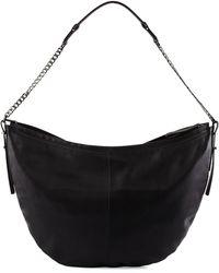 Halston Heritage | Leather Hobo Bag | Lyst