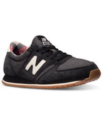 New Balance Women'S 420 Casual Sneakers From Finish Line - Lyst