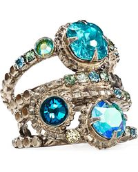 Sorrelli - Stacked Ring - Lyst
