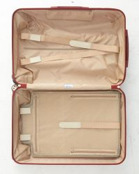"""Rimowa Salsa Deluxe 22"""" Multiwheel Domestic Carry-on - Red"""