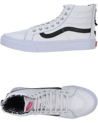 Vans High Tops  Trainers - Lyst