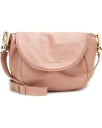 See By Chloé Leather Shoulder Bag - Lyst
