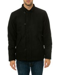 RVCA The Deck Jacket - Lyst
