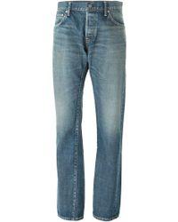 Visvim Social Sculpturess Pants - Blue