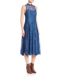 Free People | Angel Rays Dress | Lyst