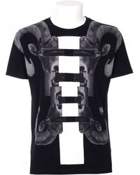 Marcelo Burlon Black Afshin T-Shirt black - Lyst