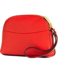 Brooks Brothers - Pebble Calfskin Clutch - Lyst