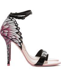 Sophia Webster Flutura Ankle Strap - Lyst
