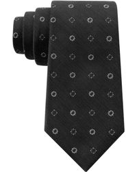 DKNY Newell Neat Slim Tie - Lyst