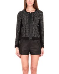 Rag & Bone Black Paula Jacket - Lyst