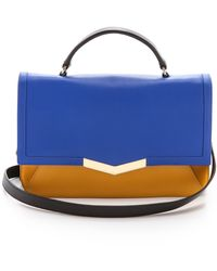 Time's Arrow X Kate Foley Helene Small Shoulder Bag  Seafoam - Lyst