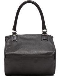 Givenchy Black Small Pandora - Lyst