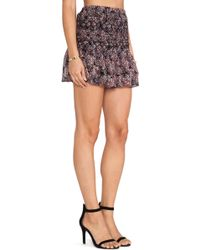 Ulla Johnson Floral Eva Skirt - Lyst