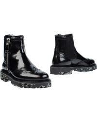 MSGM - Ankle Boots - Lyst
