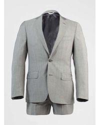 Billy Reid Ellerman Suit gray - Lyst