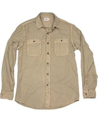 Faherty Brand Sea View Workshirt - Lyst