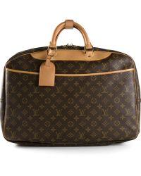 Louis Vuitton Alize 24 Hour Tote - Lyst