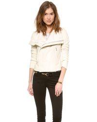 June - Drape Vintage Mc Jacket - Lyst