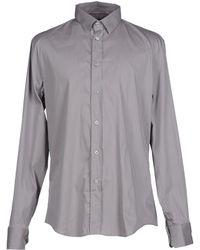 Dirk Bikkembergs Shirt - Grey