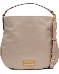 Marc By Marc Jacobs Leather Hillier Hobo Bag - Lyst