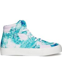 Asos Blue Daylight Trainers - Lyst