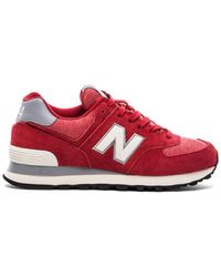 New Balance 574 Pennant Collection Sneaker - Lyst