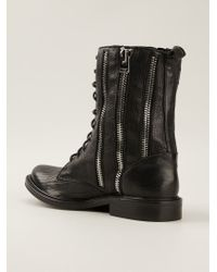 Hotel Particulier - Double Zip Boots - Lyst