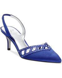 Adrianna Papell Haven Evening Pumps - Lyst