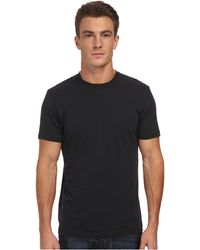Alternative Apparel Black Perfect Crew - Lyst