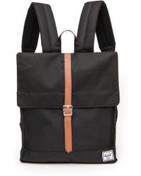 Herschel Supply Co. City Backpack  Navy - Lyst