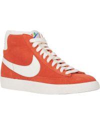 Nike Blazer Mid Premium Vintage Qs Sneakers - Lyst