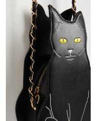 Nila Anthony - Cat To The Chase Bag - Lyst