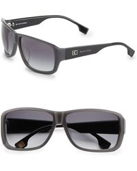 BOSS Orange - 62mm Square Sunglasses - Lyst
