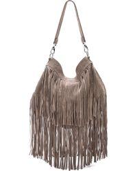 ThePerfext Chelsea Shoulder Bag - Elephant - Lyst