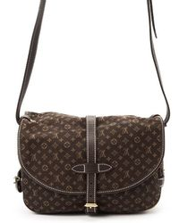 Louis Vuitton Pre-Owned Saumur 30 - Lyst