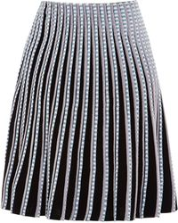 Suno Crazy Ottoman Skirt - Lyst