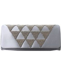 Inge Christopher Audrey Clutch - Lyst