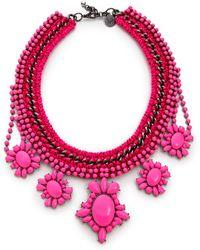 Venessa Arizaga - Crazy For You Necklace - Lyst
