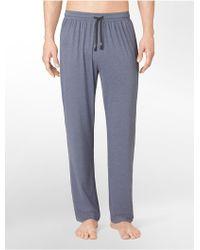 Calvin Klein Ease Yoga Pants - Lyst