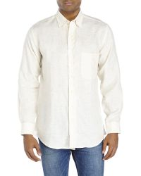 Mine Linen Shirt - Lyst