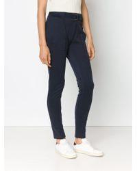 Maison Ullens - Skinny Track Pants - Lyst