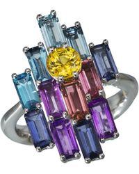 Daou Jewellery - Fresh Bright Ring - Lyst