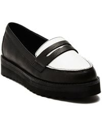 Dv By Dolce Vita Masen Color-block Loafers - Lyst