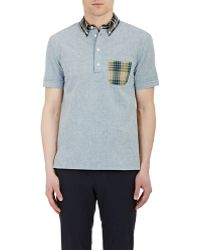 Band of Outsiders Combo Shirt - Lyst