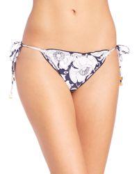 Shoshanna | Poppies Lettice Bikini Bottom | Lyst
