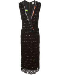 Preen | By Thornton Bregazzi 'esen' Dress | Lyst