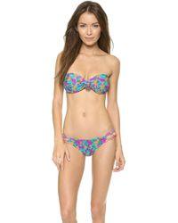 Hipanema - Plumteez Bikini Turquoise - Lyst