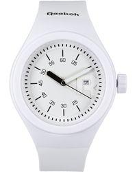Reebok - Rc-Igh White Watch - Lyst